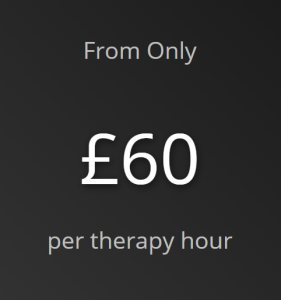 Prices start from £60 per hour